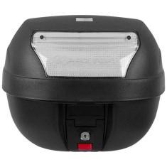 Imagem de Bauleto Moto 28 Litros Lente Cristal Smart Box BP-03CL Pro Tork