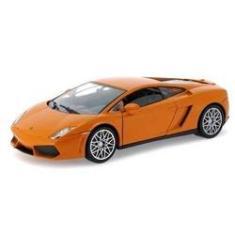 Imagem de Miniatura Lamborghini LP560-4 Laranja 1:24 Motormax