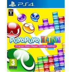 Jogo Puyo Puyo Tetris PS4 Sega