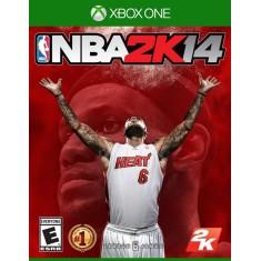 Jogo NBA 2K14 Xbox One 2K