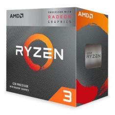 Processador Amd Ryzen 3 3200g Quad-Core 3.6ghz Yd3200c5fhbox