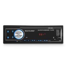 Media Receiver Multilaser New Max P3326 Bluetooth USB