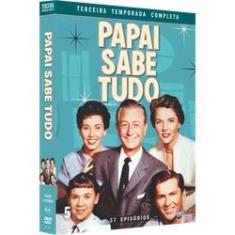 Imagem de PAPAI SABE TUDO - Terceira Temporada Completa