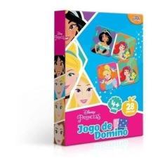 Imagem de Jogo Disney - Dominó Princesas - Toyster 8009