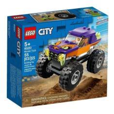 Imagem de LEGO City - Caminhão Gigante - 60251