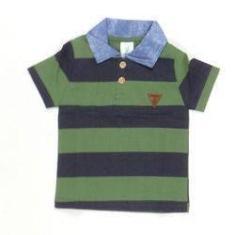 Imagem de Camisa Polo Esporte Fino Verde Musgo - Costão