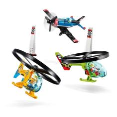 Imagem de LEGO City Corrida Aérea 140 Peças - 60260