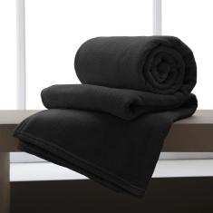 Imagem de Cobertor / Manta De Microfibra Solteiro 210 G/M² - Andreza