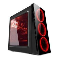 PC G-Fire HTG-216 AMD Ryzen 5 2400G 8 GB 1 TB Áudio HDMI