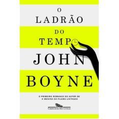 Imagem de O Ladrão do Tempo - Boyne, John; Boyne, John; Boyne, John - 9788535923780