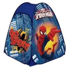 Imagem de Barraca Portátil Infantil Spider-Man Homem Aranha Marvel Zippy Toys