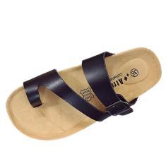 Imagem de Retrô feminino moda flats chinelos chinelos femininos sandálias romanas de praia