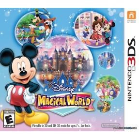 Jogo Disney: Magical World Nintendo 3DS