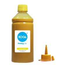 Imagem de Tinta Sublimática Para Epson T664 Yellow 500ml Koga