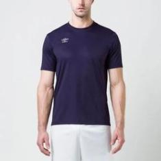 Imagem de Camisa Masculina Umbro Twr Striker Original - Marinho