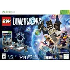 Jogo Lego Dimensions Xbox 360 Warner Bros