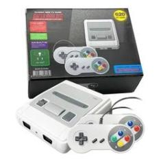 Imagem de Video Game Super Mini Sfc 620 Jogos 8 Bits