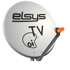 Antena de TV Externa Elsys Oi TV