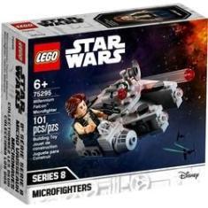 Imagem de LEGO Star Wars - Microfighter Millennium Falcon - 75295 - 101 Peças