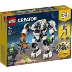 Imagem de LEGO Creator 3 Em 1 - Robô de Mineração Espacial - 31115