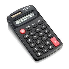 Calculadora De Bolso Elgin CB-1485