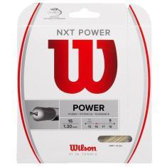 Imagem de Corda Wilson NXT Power 16L 1.30mm Champanhe - Set Individual