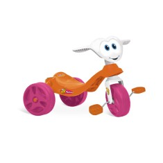 Imagem de Triciclo com Pedal Bandeirante Zootico Abelhinha 748