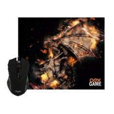 Imagem de Mouse Gamer Óptico USB MC102 - OEX