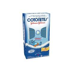 Imagem de Hastes Flexíveis J&J Cotonetes Com 300 Unidades