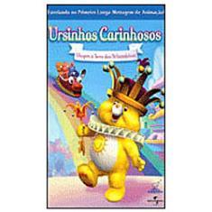Imagem de VHS Ursinhos Carinhosos - Viagem À Terra das Brincadeiras