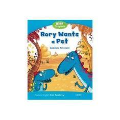 Imagem de Rory Wants A Pet - Penguin Kids - Reader - Pritchard, Gabrielle - 9781447931287