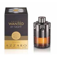Imagem de Perfume Azzarô Wanted By Night Eau De Parfum Masculino-100ml