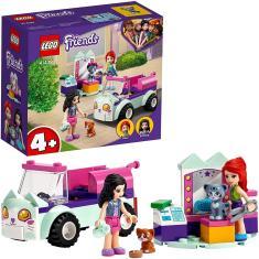 Imagem de Lego Friends Cabeleireiro Movel Para Gatos - 41439