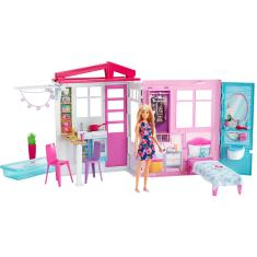 Imagem de Boneca Barbie Glam FXG55 Mattel