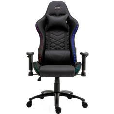 Cadeira Gamer Reclinável Galaxy Thunder RGB Dazz