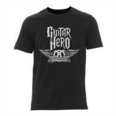 Imagem de Camiseta Aerosmith Guitar Hero Masculina