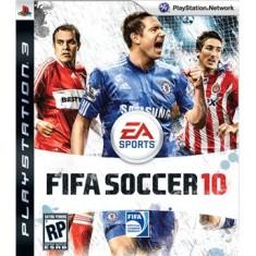 Jogo Fifa Soccer 2010 EA PlayStation 3 EA