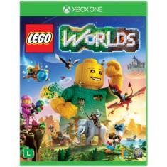 Imagem de Jogo Lego Worlds Xbox One Warner Bros
