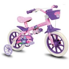 Imagem de Bicicleta Nathor Lazer Aro 12 Violeta