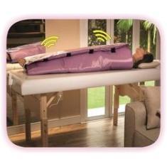 Imagem de Manta Termoelétrica Massageadora Corpo Inteiro Digital Bivolt Automático Bio Term