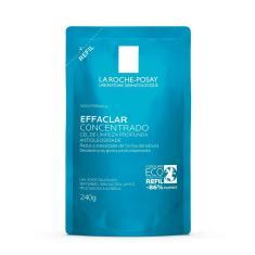 Imagem de Refil Gel de Limpeza Facial La Roche-Posay Effaclar Concentrado com 240g 240g