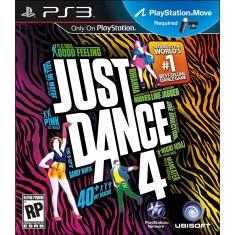 Jogo Just Dance 4 PlayStation 3 Ubisoft
