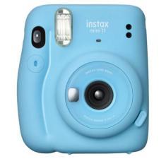 Câmera Instantânea Instax Mini 11 Fujifilm Azul - 705065895