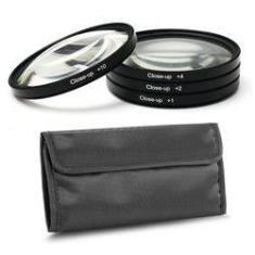 Imagem de Filtro para Câmera Close Up Kit - FotoBestway 52mm