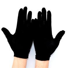 Imagem de Luvas de protecção no trabalho Cotton absorção de umidade luvas de isolamento térmico de Trabalho