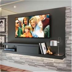 Imagem de Estante para Tv de 80`` Kd1601 Quiditá Grafite