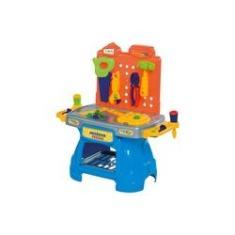 Imagem de Kit Ferramentas Infantil Completo Mini Mecanico Com 20 Peças