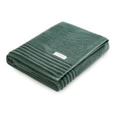 Imagem de Toalha de Banho Imperiale Boschi Verde Trussardi 70x140cm 100% Algodão Alta Absorção