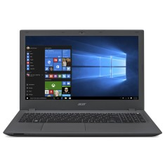 "Notebook Acer Aspire E5 Intel Core i7 6500U 6ª Geração 8GB de RAM HD 1 TB 15,6"" Windows 10 E5-574-78LR"