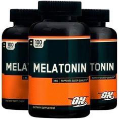 Imagem de Combo : Leve 3 Pague 2 - Melatonina Optimum Nutrition